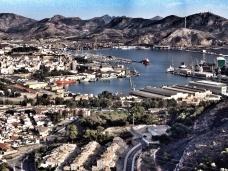 Arsenal Militar de Cartagena (Murcia),Puerto Base del BIO HESPÉRIDES.