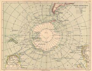Antartida 1890