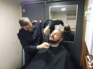 Hoy toca: sesión de peluquería.