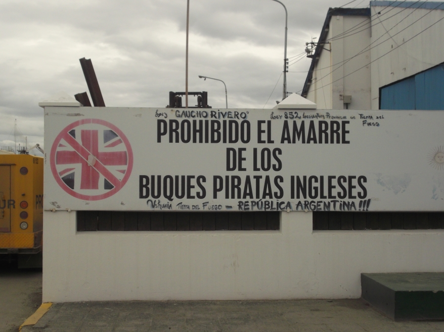 Eterno ''amor'' a los Ingleses