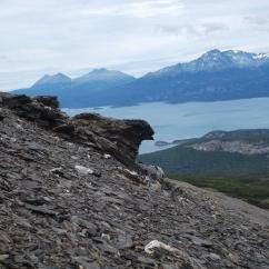 Paisajes -. Ascensión a Cerro Guanaco