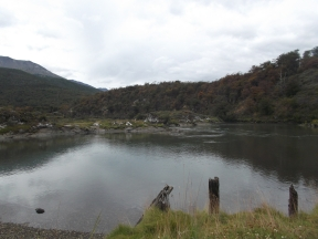 Sistemas lacustres en Tierra del Fuego