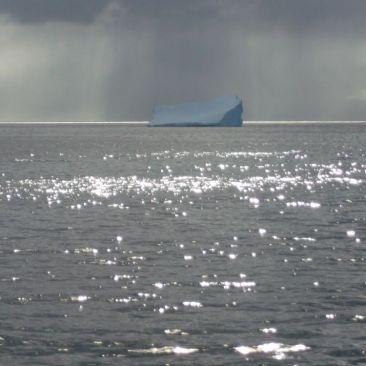 El Estrecho de Gerlache.