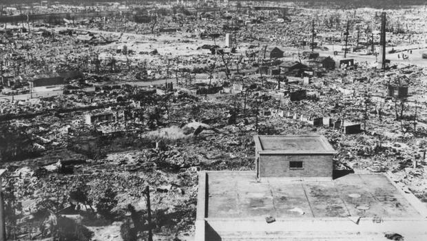 Bomba atómica Hiroshima