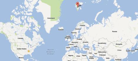 Svalvard-GoogleMaps
