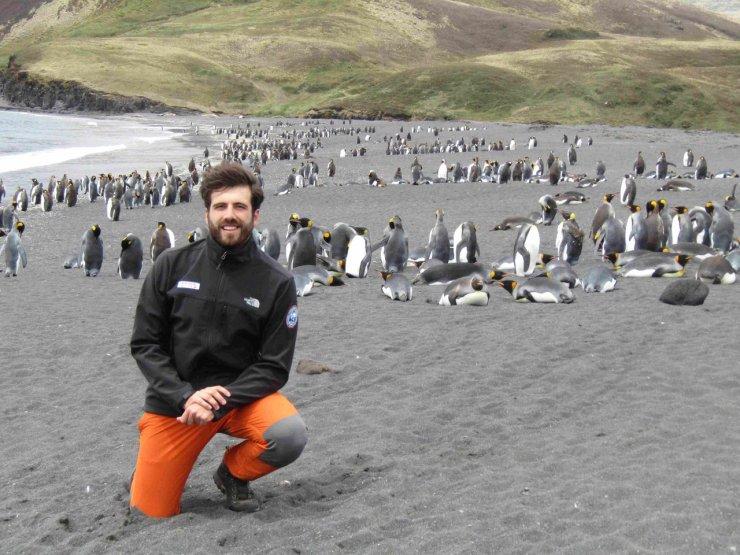 Pablo Rodríguez Ros, isla de la Posesión, enero 2017.